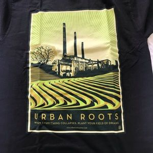 Men's Large Urban Roots Obey Shirt